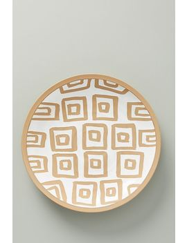 Solstice Decorative Tray by Anthropologie