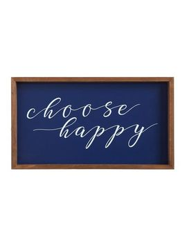 Choose Happy Wall Decor by Pier1 Imports