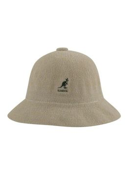 Authentic Kangol Bermuda Casual Bucket Hat Cap 0397 Bc S M L Xl Xxl Black White by Kangol