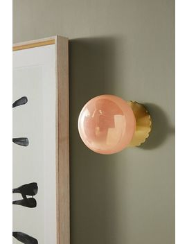 Pearl Led Wall Light by Anthropologie