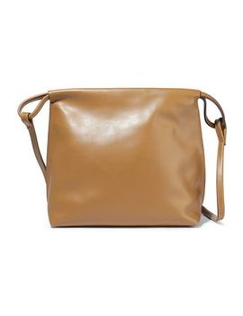Nevaeh Leather Shoulder Bag by Iris & Ink