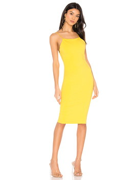 Roseanne Strappy Back Dress by Superdown