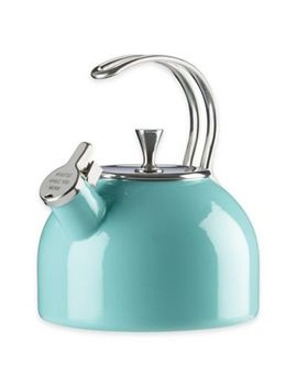 Kate Spade New York All In Good Taste 2.5 Qt. Tea Kettle In Green by Bed Bath And Beyond