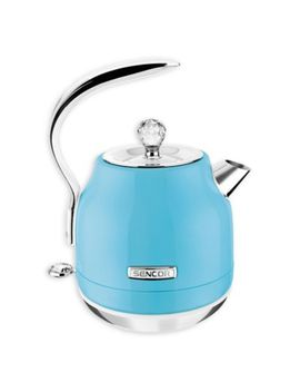 Sencor® 1.5 Liter Cordless Electric Kettle With 360 Degree Swivel Base In Pastel Lime Green by Bed Bath And Beyond