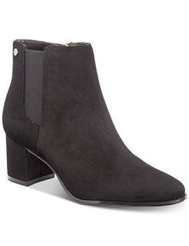 Women's Fisa Booties by Calvin Klein