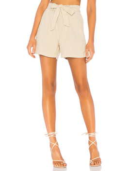 Muse Tie Waist Short by Sanctuary