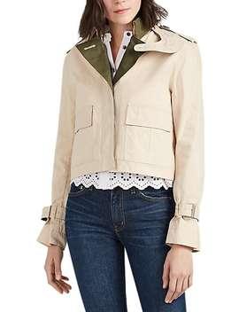 vest-lined-cotton-blend-crop-trench-coat by derek-lam-10-crosby