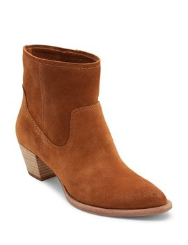 Women's Kodi Pointed Toe Booties by Dolce Vita