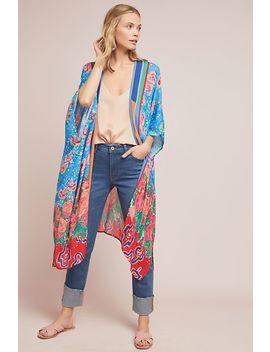 Marlena Floral Kimono by Bl Nk