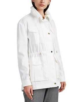 Cotton Twill Field Jacket by Atm Anthony Thomas Melillo