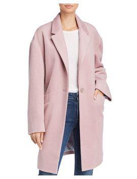 Drop Shoulder Coat by Astr The Label