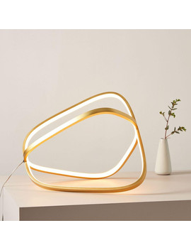 Revolve Led Table Lamp by West Elm