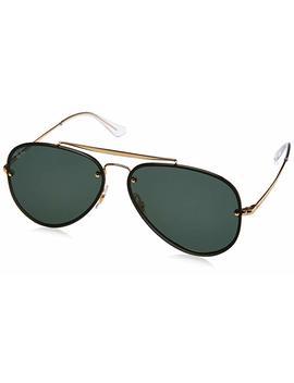 Ray Ban Rb3584 N Blaze Aviator Sunglasses by Ray Ban