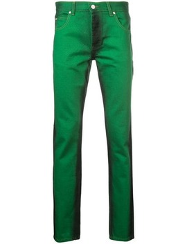 Straight Leg Jeans by Martine Rose