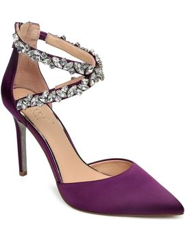 Jazmine Pump by Jewel Badgley Mischka