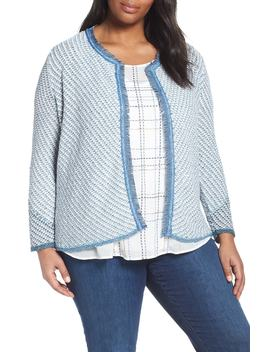 Moving On Open Front Cardigan by Nic+Zoe