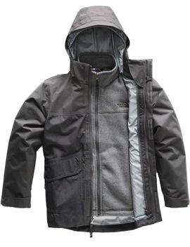 The North Face Boys' Gordon Lyons Triclimate Jacket by The North Face