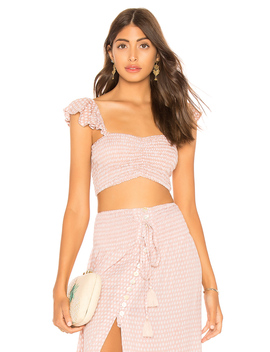 Hollie Ruffle Top by Tiare Hawaii
