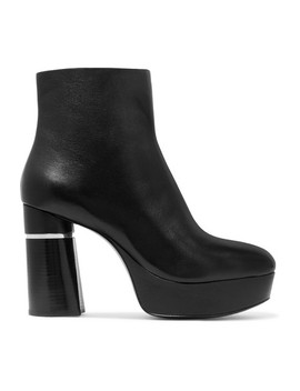 Ziggy Leather Ankle Boots by 3.1 Phillip Lim