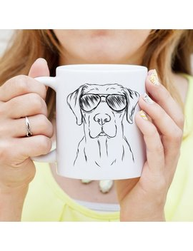 Cureton Labrador Retriever Dog Coffee Mug by Wrought Studio
