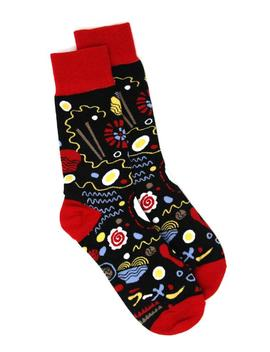 Ramen Socks by Etsy