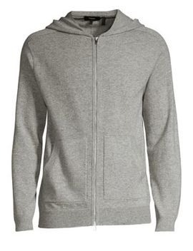 Alcos Cashmere Hoodie by Theory