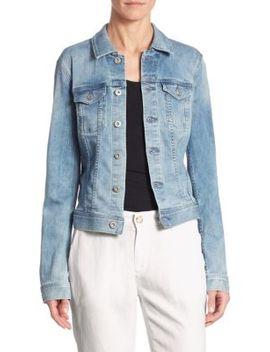 Robyn Denim Light Wash Jacket by Ag Jeans