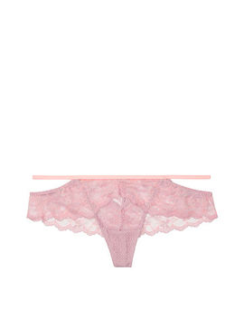 Duo Lace Hipster Thong by Victoria's Secret