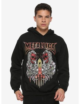 Metallica Sanitarium Hoodie by Hot Topic