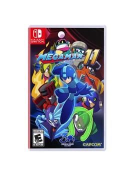 Mega Man 11   Nintendo Switch by Nintendo