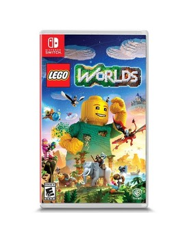 Lego Worlds   Nintendo Switch by Warner Brothers