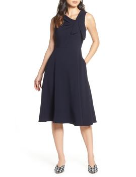 Sleeveless Fit & Flare Dress by Harper Rose