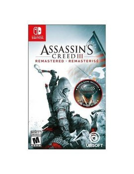 Assassin's Creed Iii: Remastered   Nintendo Switch by Nintendo