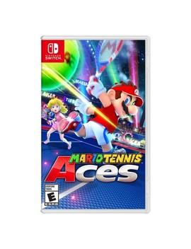 Mario Tennis Aces   Nintendo by Nintendo