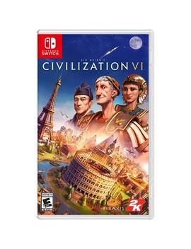 Sid Meier's: Civilization Vi   Nintendo Switch by Nintendo