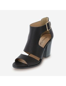 Women's Macee Hooded Block Heel Sandal by Learn About The Brand American Eagle