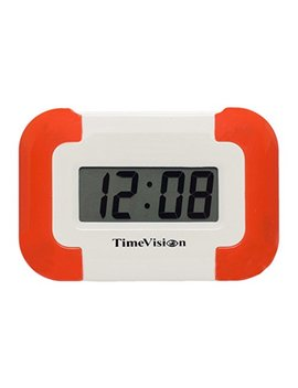 Shake Awake Vibrating Alarm Clock   Atc0833 by Time Vision