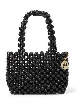 Patti Beaded Tote by Rosantica