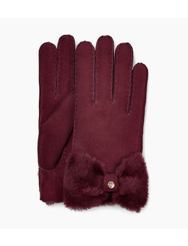 Bow Shorty Glove by Ugg