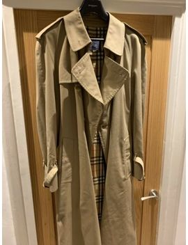 Genuine Vintage Burberry Prorsum Men's Trenchcoat (48 R / S/M by Burberry