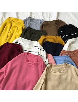 Onnell   Round Neck Sweater by Onnell