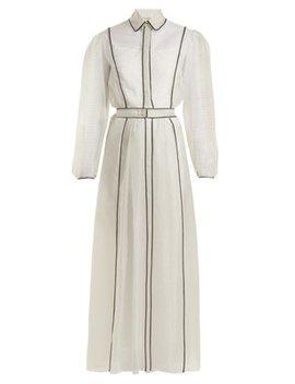 Virginia Silk Blend Organza Dress by Emilia Wickstead