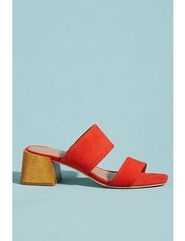 Bernardo Bri Heeled Sandals by Bernardo