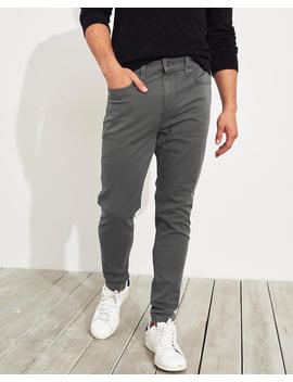 Hollister Epic Flex Stretch Skinny Pants by Hollister