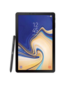 "Samsung Galaxy Tab S4 10.5"" 64 Gb Black W/ S Pen Sm T830 Nzkzxar by Samsung"