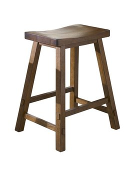 "Marni 24"" Bar Stool by August Grove"