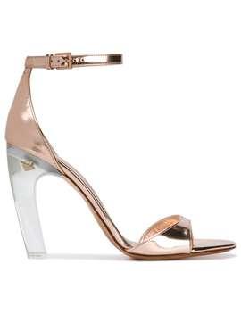 Valentino Garavani Curved Heel Sandals by Valentino