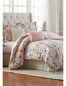 Blossom 6 Piece Comforter Bed In A Bag by Modern. Southern. Home.™