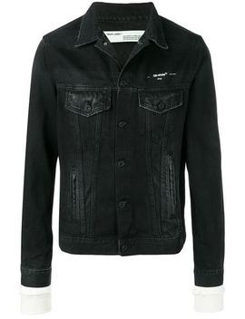 Caban Denim Jacket by Off White