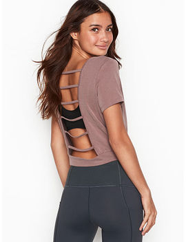 New! Strappy Back Tee by Victoria's Secret